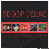 Be-Bop Deluxe - Original Album Series (2014) [FLAC (tracks + .cue)]