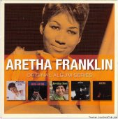 Aretha Franklin - Original Album Series (2010) [FLAC (tracks + .cue)]