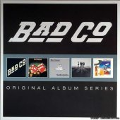 Bad Company - Original Album Series (2014) [FLAC (tracks + .cue)]