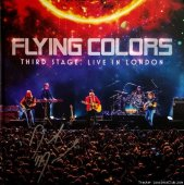 Flying Colors - Third Stage: Live in London (Limited Earbook Edition) (2020) [FLAC (tracks + .cue)]