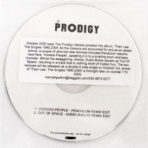 The prodigy music for the jilted generation flac song