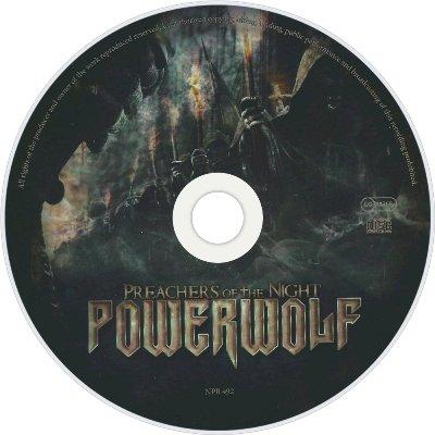 Скачать торрент powerwolf preachers of the night.