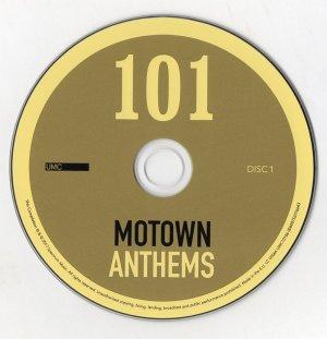 LosslessClub :: VA - 101 Motown Anthems (2017) [FLAC (tracks +  cue