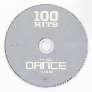 LosslessClub :: VA - 100 Hits The Best Dance Album (2018) [FLAC