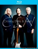 Crosby, Stills & Nash - CSN (2012) [Blu-ray 1080i]