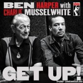Ben Harper & Charlie Musselwhite - Get Up! (2013) [FLAC (tracks + .cue)]