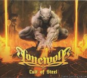 Lonewolf - Cult Of Steel (Limited Edition) (2014) [FLAC (image + .cue)]