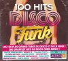 VA - 100 Hits Disco Funk (2015) [FLAC (tracks + .cue)]