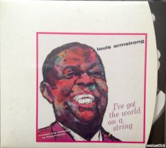 Louis Armstrong - I've got the world on a string and Louis under the stars (1999) [FLAC (tracks + .cue)](кликните для просмотра полного изображения)