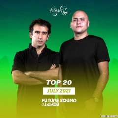 VA / Aly & Fila - FSOE Top 20 - July 2021 (2021) [FLAC (tracks)](click for a full size view)