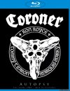 Coroner -  Autopsy - The Years 1985-2014 In Pictures (Deluxe Edition) (Limited Edition) (2016) [Blu-Ray 1080i/720p]