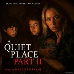 Marco Beltrami - A Quiet Place Part II: Music From The Motion Picture (Limited Edition) (2021) [FLAC (tracks + .cue)](click for a full size view)