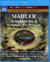 Gustav Mahler - Symphony No. 8 'Symphony Of A Thousand' (Naxos) [Blu-Ray Audio]
