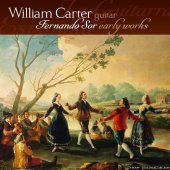 William Carter - Fernando Sor Early Works (2010) [FLAC (tracks)]