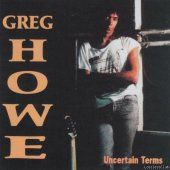Greg Howe - Uncertain Terms (1994) [FLAC (tracks)]