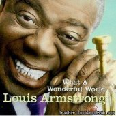 Louis Armstrong - What A Wonderful World (1968/2012) [FLAC (tracks)]
