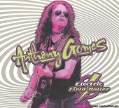 Anthony Gomes - Electric Field Holler (2015) [FLAC (image + .cue)]