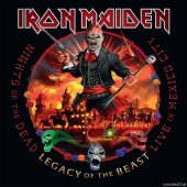 Iron Maiden - Nights of the Dead, Legacy of the Beast: Live in Mexico City (2020) [FLAC (tracks)]