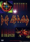 Def Leppard - Historia/In The Round In Your Face (2001) [DVD5]