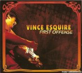 Vince Esquire - First Offense (2012) [FLAC (image + .cue)]