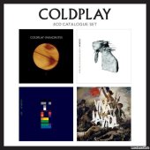 Coldplay - 4CD Catalogue Set (2012) [FLAC (tracks + .cue)]