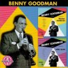 Benny Goodman - Arrangements By Fletcher Henderson /  Arrangements By Eddie Sauter (2000) [FLAC (tracks + .cue)]