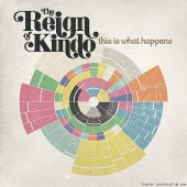 The Reign of Kindo - This Is What Happens (2010) [FLAC (tracks + .cue)]