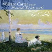 William Carter - Le Calme: Fernando Sor Late Works (2011) [FLAC (tracks)]