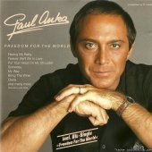 Paul Anka - Freedom For The World (1987) [FLAC (image + .cue)]