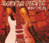 Guitar Pete - Raw Deal (2011) [FLAC (image + .cue)]