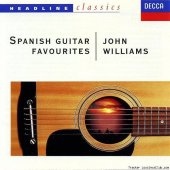 John Christopher Williams - Spanish Guitar Favourites (1972/1991) [FLAC (image + .cue)]