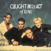 Caught In The Act - Caught In The Act Of Love (1995) [FLAC (tracks + .cue)]