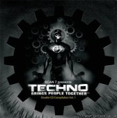 VA - Scan 7 Presents Techno Brings People Together Vol.1 (2011) [FLAC (tracks + .cue)]