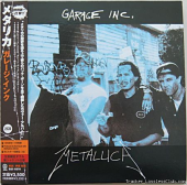 Metallica - Garage Inc. (Japanese Edition)  (1998/2006) [FLAC (image + .cue)]