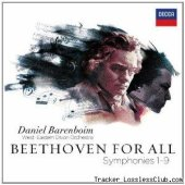 Daniel Barenboim - Beethoven for All, Symphonies 1-9 (2012) [FLAC (tracks)]