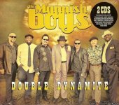 The Mannish Boys - Double Dynamite (2012) [FLAC (image + .cue)]