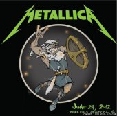 Metallica - Orion Music Festival (2012) [HDTV 1080i]