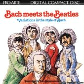 John Bayless - Bach Meets The Beatles (1984) [FLAC (tracks + .cue)]
