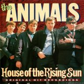 The Animals - House of the Rising Sun: Original Hit Recordings (1994) [FLAC (tracks + .cue)]