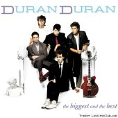 Duran Duran - The Biggest And The Best (2012) [FLAC (tracks + .cue)]