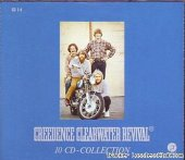 Creedence Clearwater Revival - 10CD-Collection (1987) [FLAC (image + .cue)]