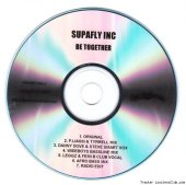 SupaFly Inc. - Be Together (2008) [FLAC (tracks + .cue)]