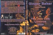 Ginger Baker - Live In London 2009 (2010) [FLAC (tracks + .cue)]