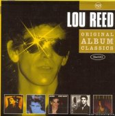 Lou Reed - Original Album Classics (Box Set) (1974 -1980/2011)  [FLAC (image + .cue)]