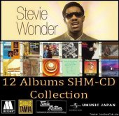 Stevie Wonder - 12 Albums Collection SHM-CD (1966-1985/2012) [FLAC (image + .cue)]