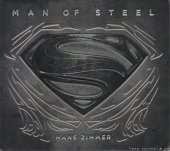 Hans Zimmer - Man Of Steel (Deluxe Edition) (2013) [FLAC (tracks + .cue)]
