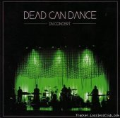 Dead Can Dance - In Concert (2013) [FLAC (tracks + .cue)]