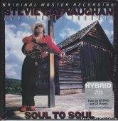 Stevie Ray Vaughan - Soul To Soul (1985/2011) [FLAC (tracks)]