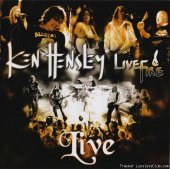 Ken Hensley & Live Fire - Live!! (2013) [FLAC (image + .cue)]