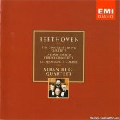 Ludwig van Beethoven - The Complete String Quartets (1999) [FLAC (image + .cue)]